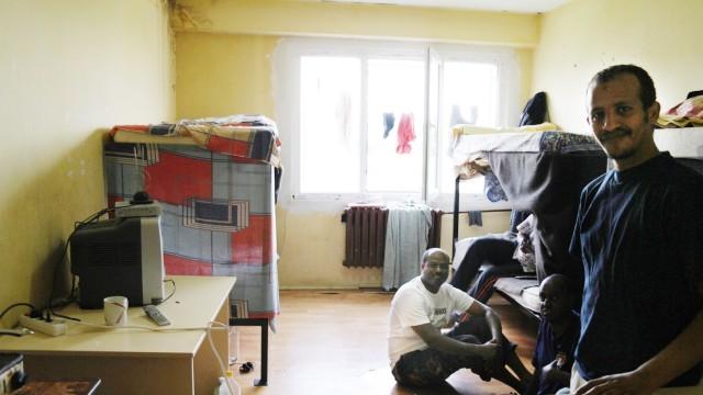 Flüchtlinge Flüchtlinge in Bulgarien