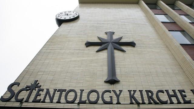 Scientology-Haus in Hamburg