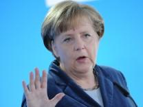 Klausurtagung CDU-Bundesvorstand - Merkel