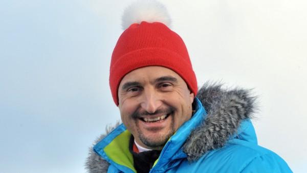Rennrodel-Weltcup Oberhof - Georg Hackl