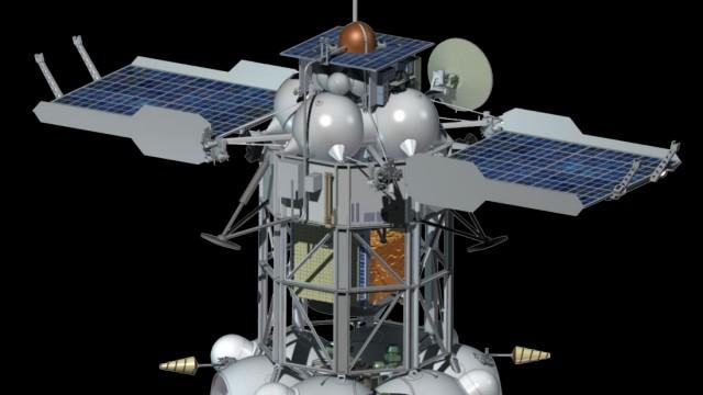 Fraunhofer-Institut verfolgt Absturz defekter Marssonde mit Radar
