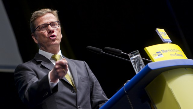 Neujahrsempfang der FDP in NRW