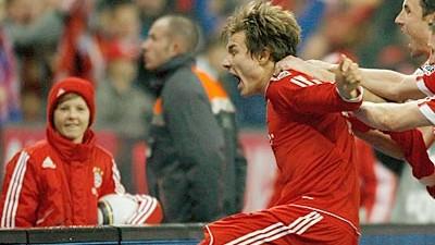 Bundesliga FC Bayern - Gladbach