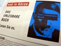"""Hitlers ´Mein Kampf"""" am Zeitungskiosk?"""
