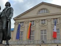 20 Jahre 'Weimarer Dreieck'