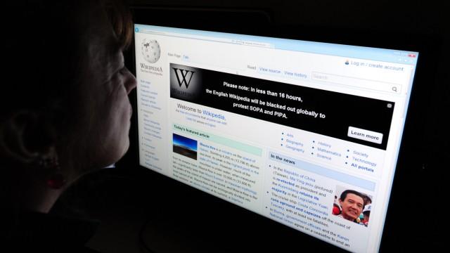 Wikipedia Wikimedia-Stiftung