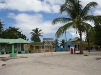 Karibik Dominikanische Republik Saona Insel