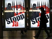 Anti-Minarett-Kampagne, Schweiz, Reuters