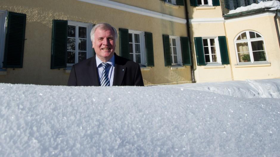 CSU, Horst Seehofer, Schulden, Wildbad Kreuth