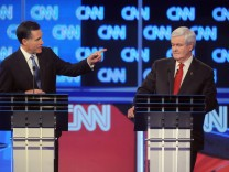 CNN Southern Republican Presidential Debate in South Carolina