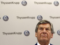 ThyssenKrupp: Kein Hinweis auf Pflichtverletzung von Ekkehard Schulz