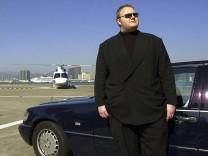 Handout file photo shows German internet millionaire Kim Schmitz in Hong Kong