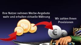 Umstrittenes Bezahlmodell in Online-Spielen; Sponsorpay/Gameforge