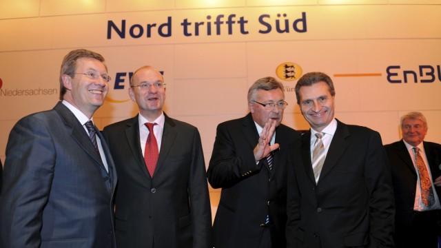 Wulff bei Nord-Süd Dialog