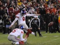 Super Bowl: New York Giants stehen im Finale