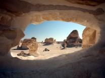 Ägypten Kairo Wüste