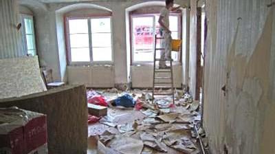 Sanierung Alte Häuser sanieren