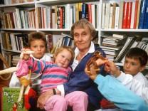 Astrid Lindgren, 1987