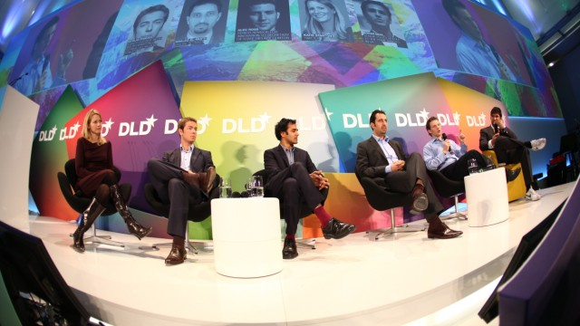 DLD Conference 2012 - Day 2