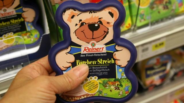 Bärchen-Wurst für Kinder