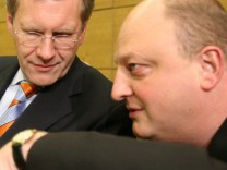 Wulff Glaeseker Nord-Süd-Dialog