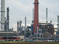 Petroplus-Raffinerie in Ingolstadt meldet Insolvenz an