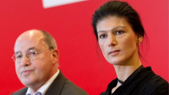 Sitzung Linke-Bundestagsfraktion