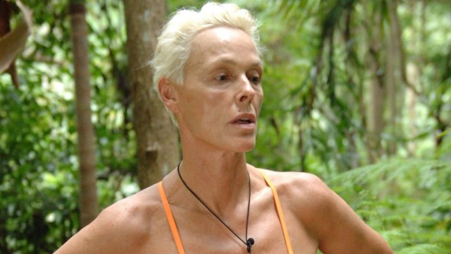 Dschungelcamp Finale Im Tv Warum Brigitte Nielsen