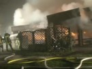 Kindergarten in Varel brennt nieder (Vorschaubild)