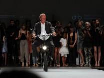 Radl & Fashion Show bei der zweiten Münchner Radlnight, 2011