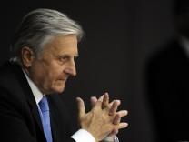 EZB - Jean-Claude Trichet