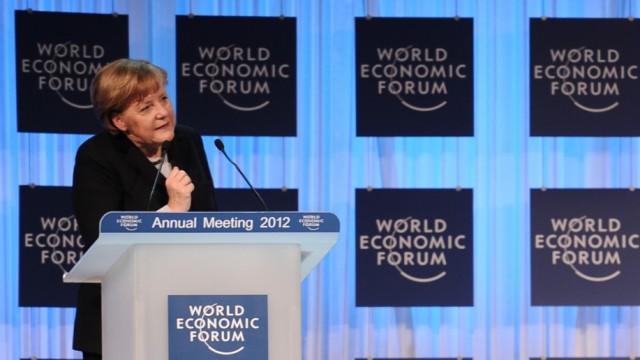 Europa - Beilage der SZ Angela Merkel über die Europäische Union