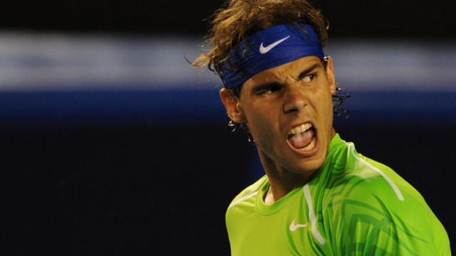 Tennis Halbfinale der Australian Open