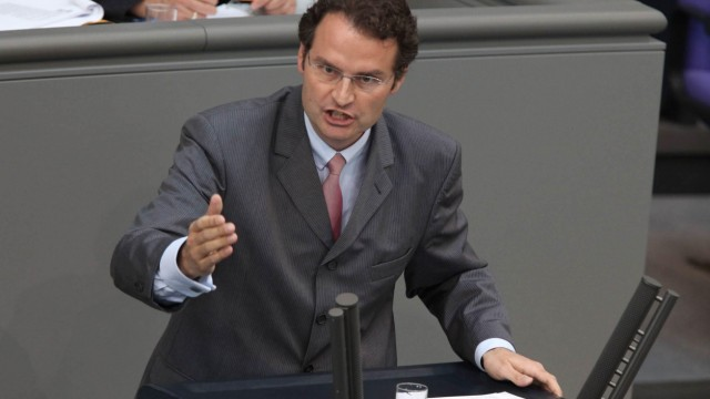 Dr. Guenter Krings CDU BT-Debatte Bundeswahlgesetz