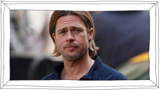 Brad Pitt promiblog