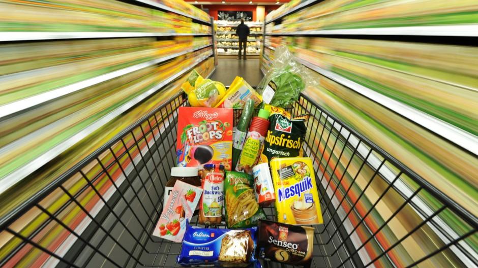 Verbraucherpreise steigen 2011 um 2,3 Prozent