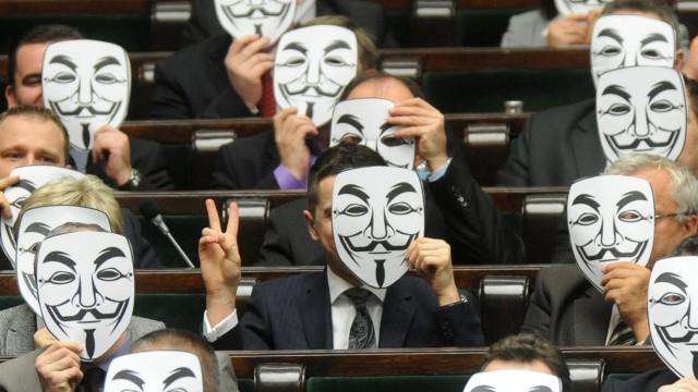 ACTA Anti-Piraterie-Abkommen