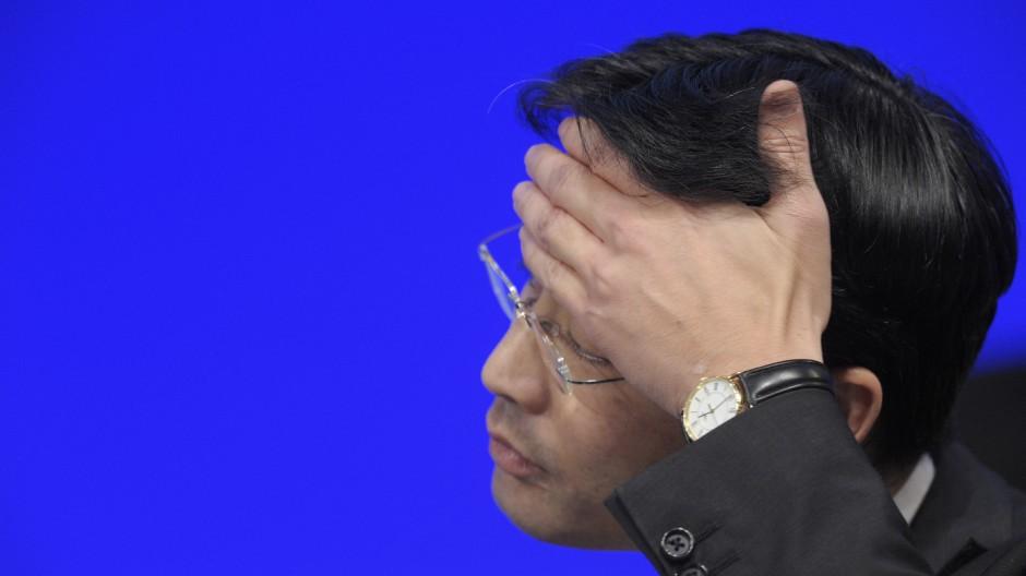 Politbarometer: Neues Umfragetief fuer die FDP