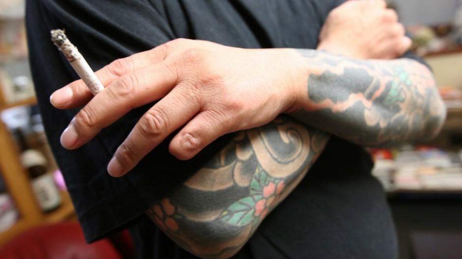 Atomkatastrophe in Japan Yakuza, Japans Mafia
