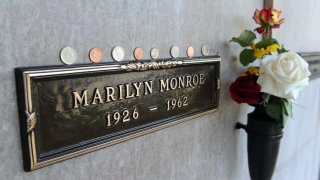 Grab neben Marilyn Monroe wird versteigert