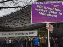 Nokia Siemens Networks streicht in Deutschland 3.000 Stellen