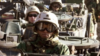 Die US-Armee verlegt ihre 1. Infanteriedivision in den Irak
