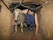 Tunnel, Israel, Gaza-Streifen, Foto: AP