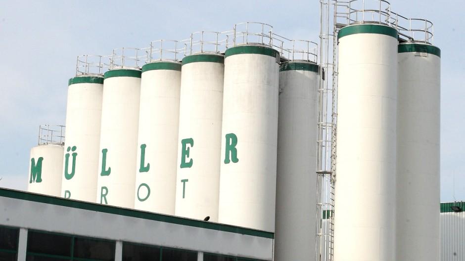 Müller-Brot Hygienemängel bei Müller-Brot