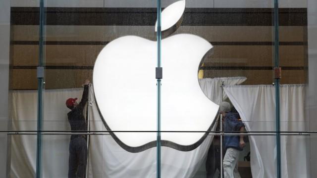 Apple Store in Boston