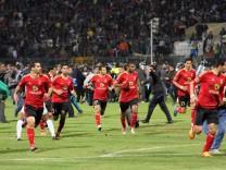 Ägypten, Fußball, Krawalle