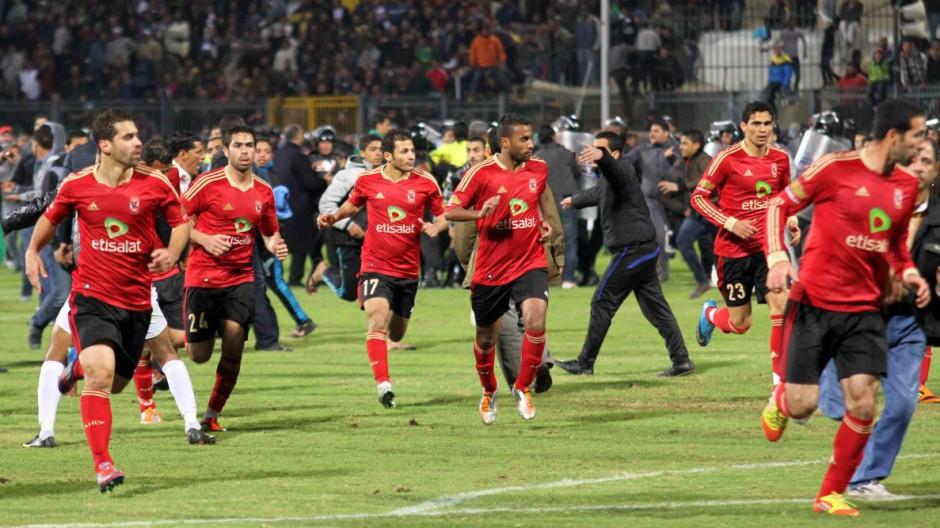 fußball ägypten