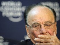 Illegale Recherchemethoden bei Murdochs Medien