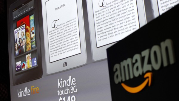 Amazon ist ein bedeutender Buchhändler