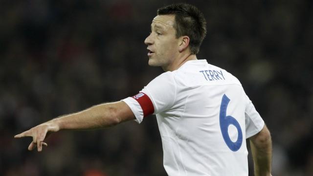 John Terry offenbar nicht mehr England-Kapitaen